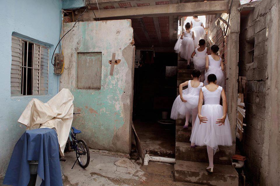 O Ballet de Paraisópolis